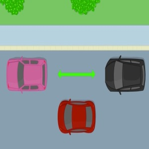 parallel parking step 2