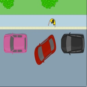 parallel parking step 6