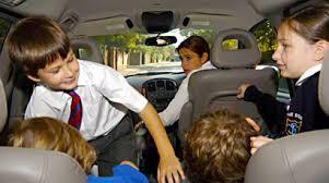 Car Full of Kids