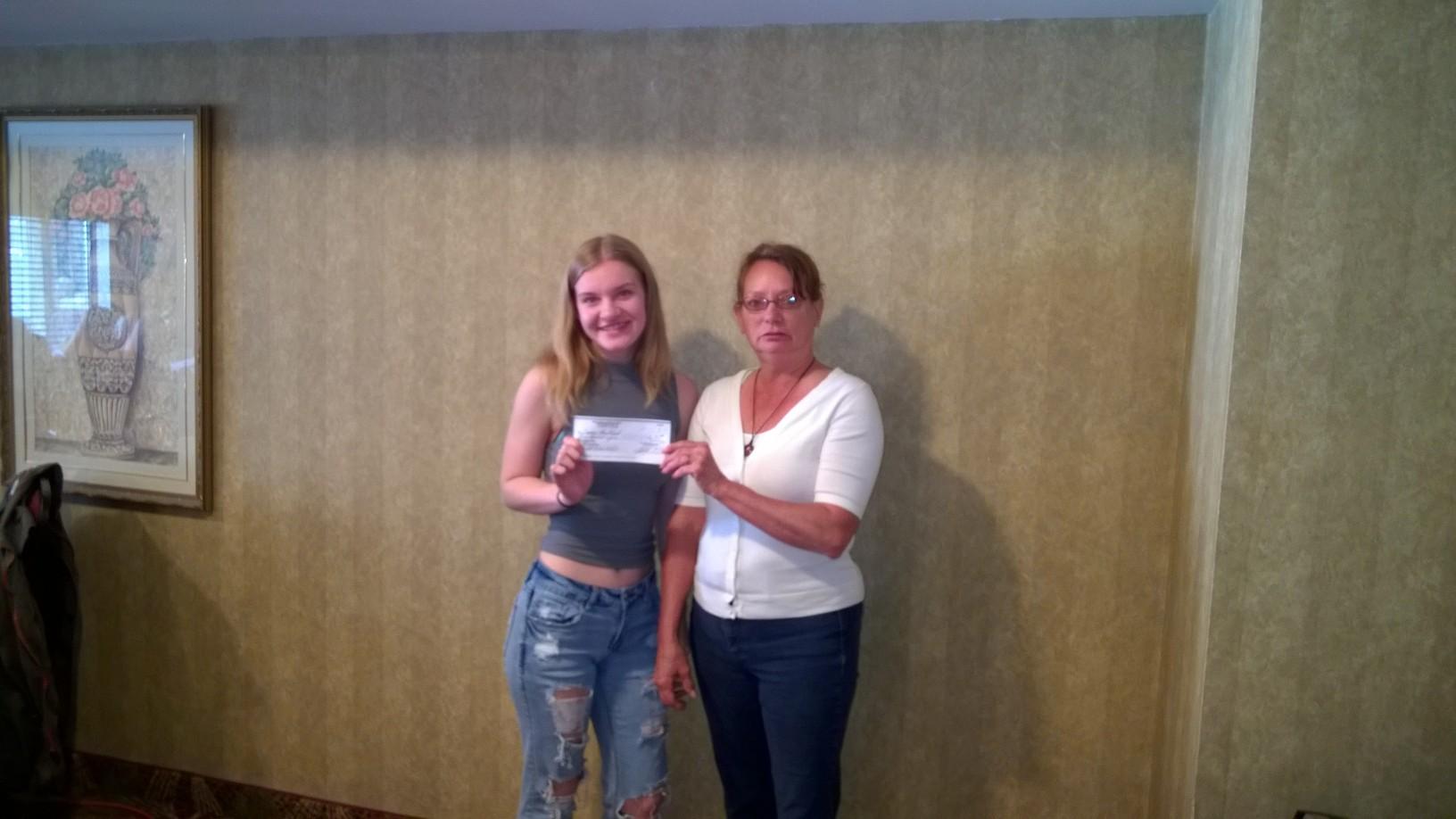 Driver Education Class Winner